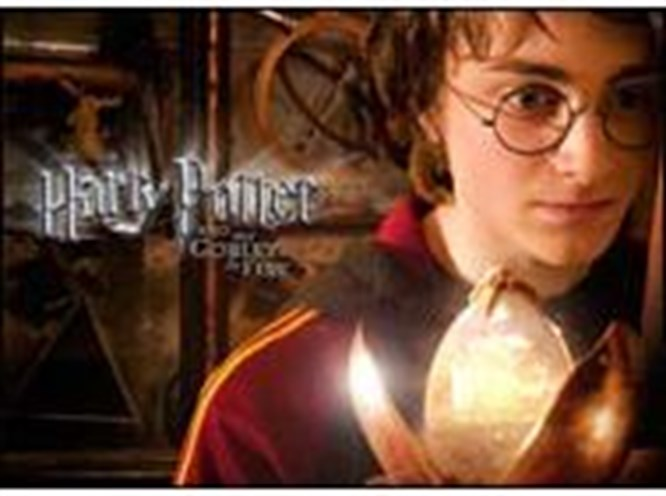 Oldman, Potter'ın vaftiz babası oldu